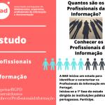 Estudo para identificar e caracterizar os Profissionais de Informação e Documentação em Portugal