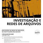 2º Encontro da Rede de Arquivos de Instituições Religiosas