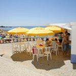 Bibliotecas fora de portas: Bibliotecas de Praia