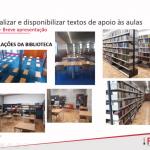 """""""Digitalizar e disponibilizar textos de apoio às aulas: A experiência do SDI – FEP"""", do Programa de Mobilidade BES """"A Minha Biblioteca é a tua Biblioteca"""""""